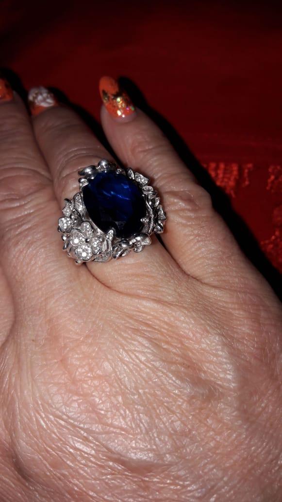 Кольцо королевы!