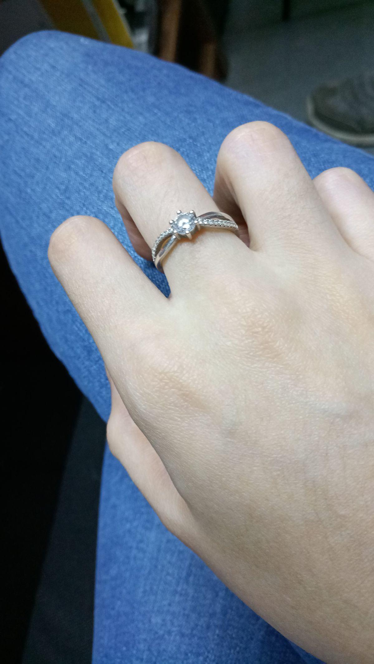 Прекрасное кольцо за свои деньги