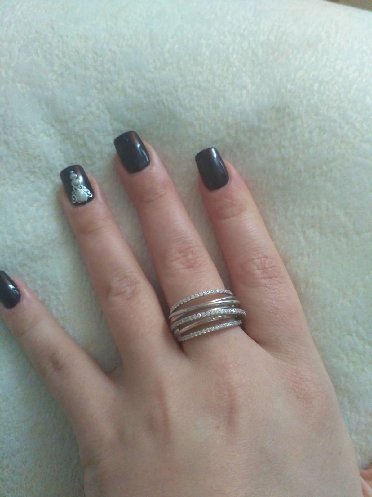 Шикарное кольцо!!!! Не могу налюбоваться!!!
