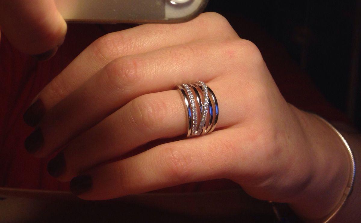 Отличное кольцо ...