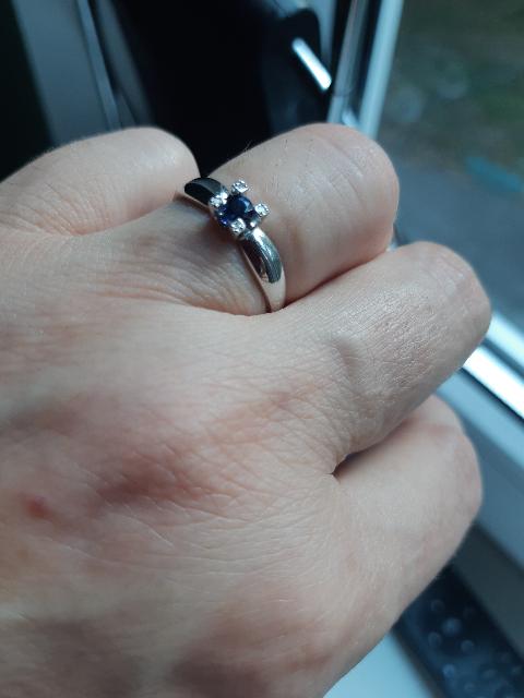 Чудесное кольцо! На каждый день- лучше не придумаешь!