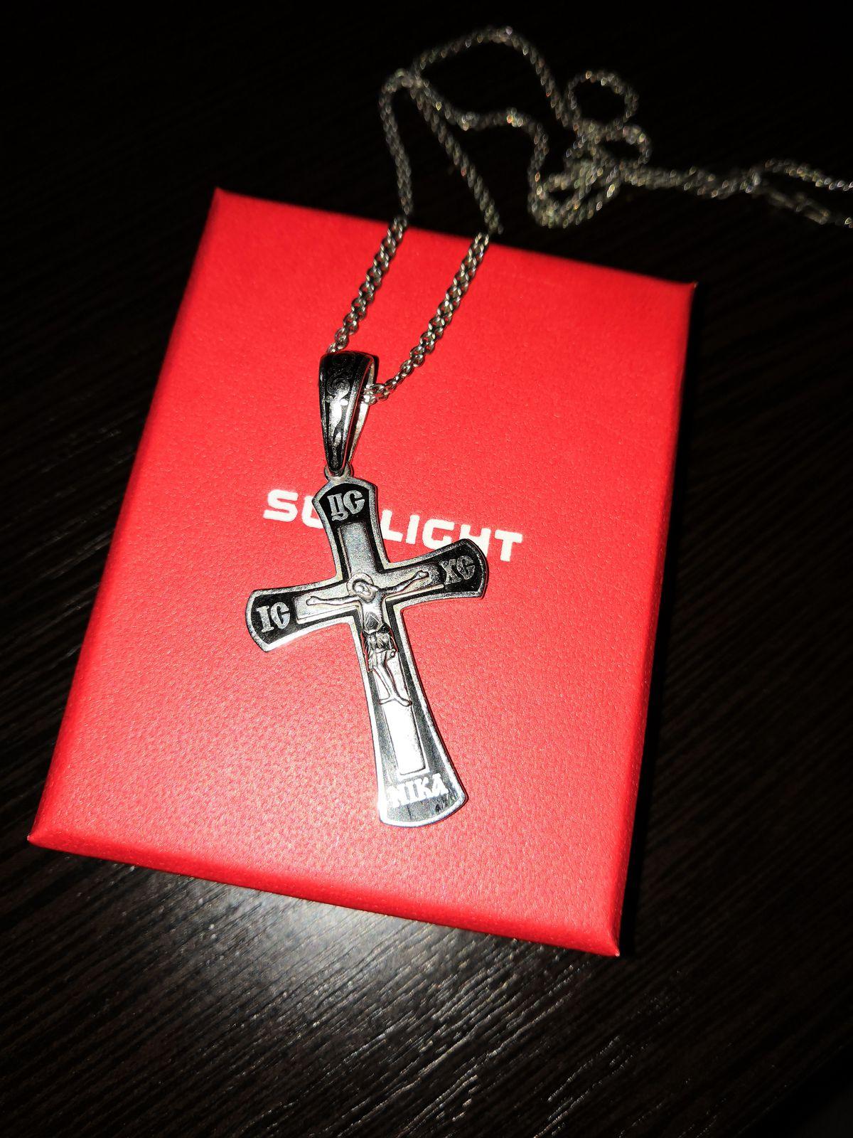 Стильный крест