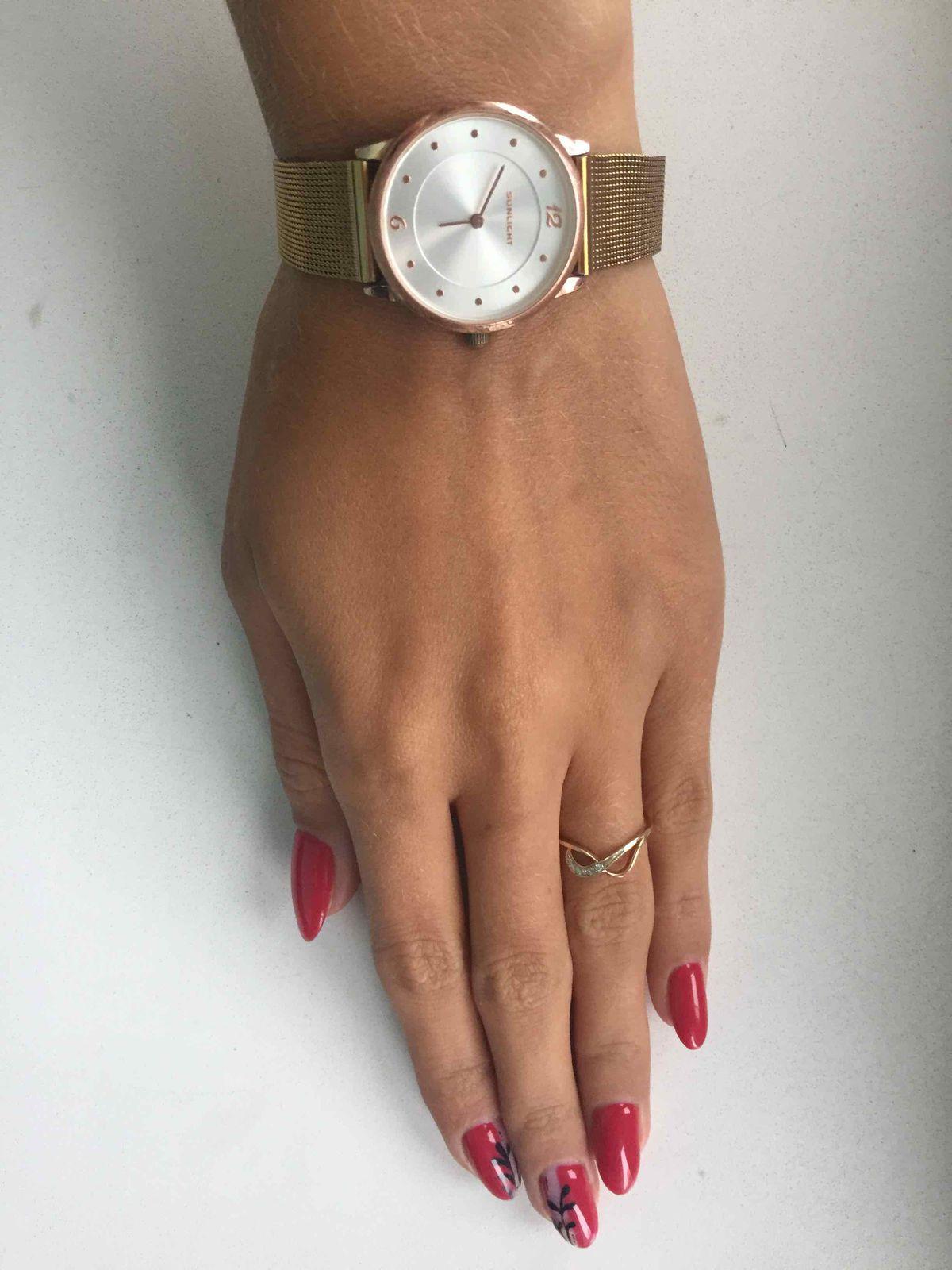 Отличные часы , ношу с удовольствием 🥰