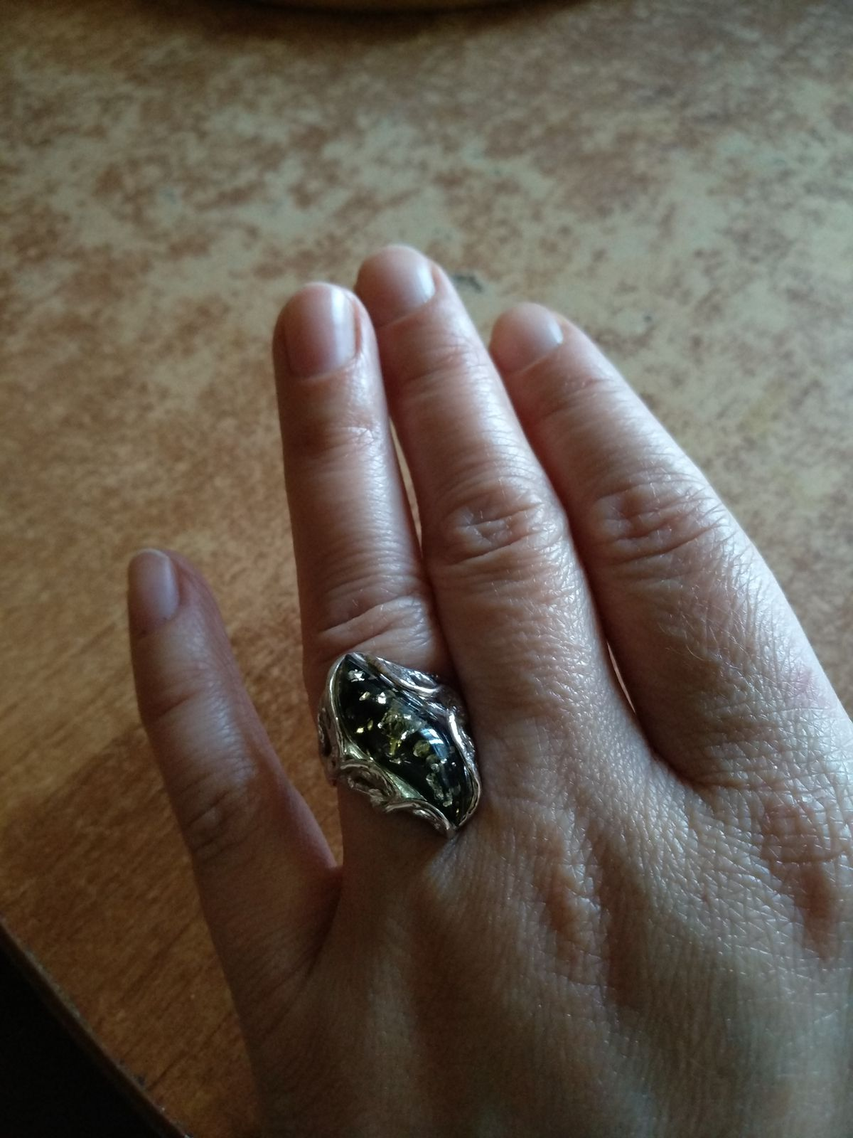 Волшебное кольцо...