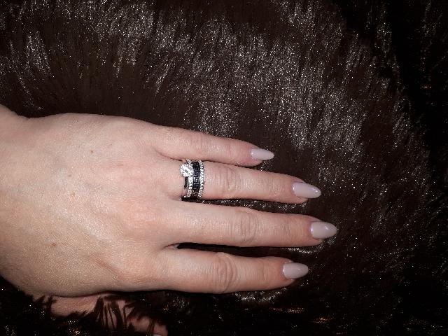 Обалденное кольцо...