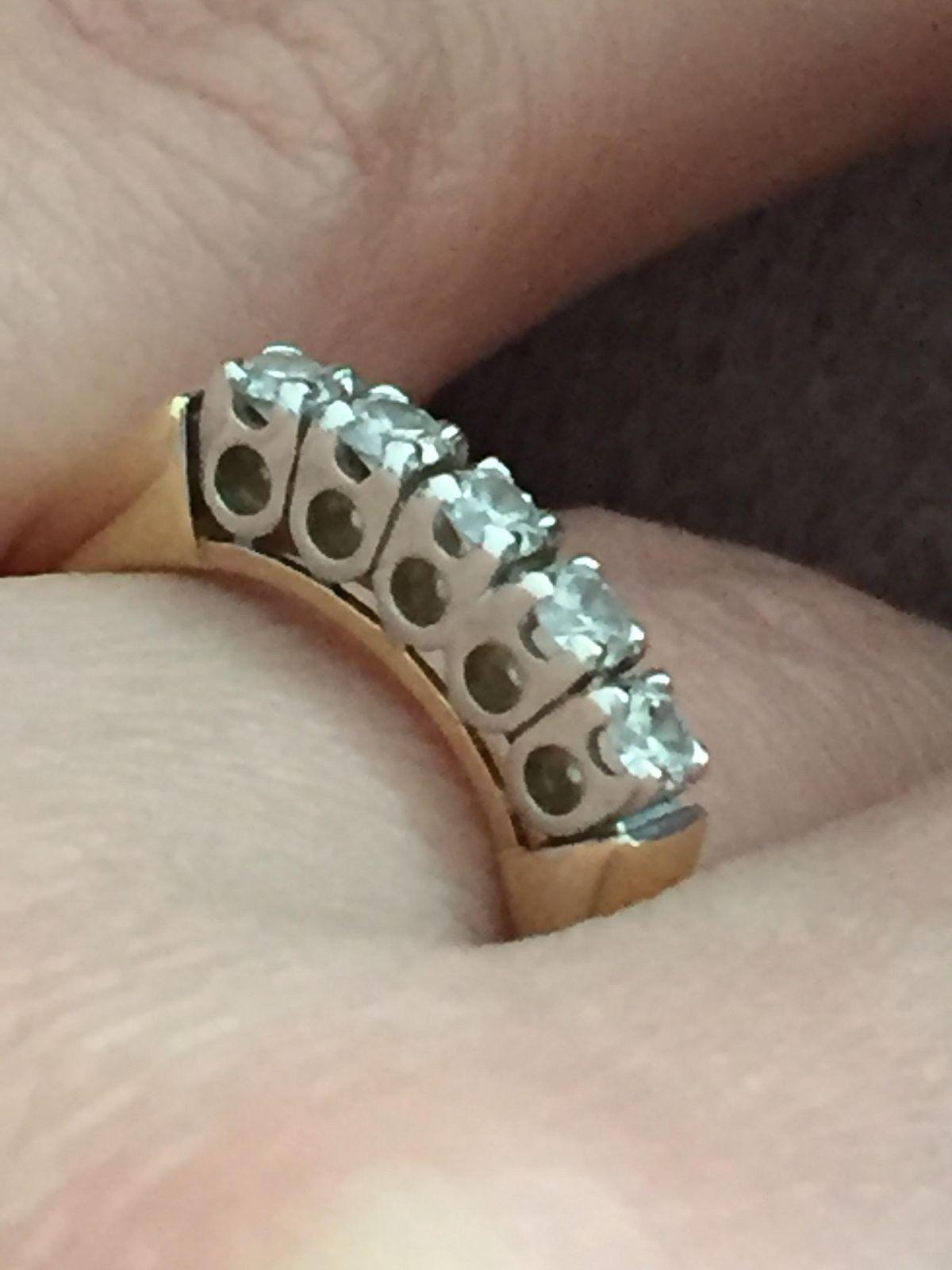 Кольцо «дорожка»