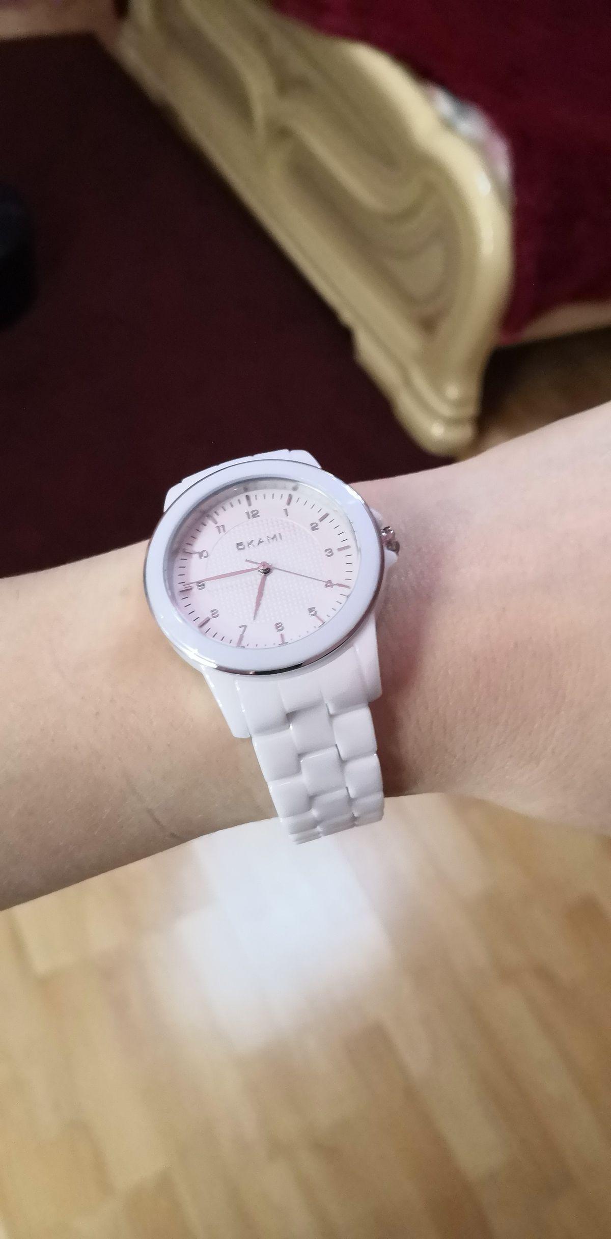 Керамика часы