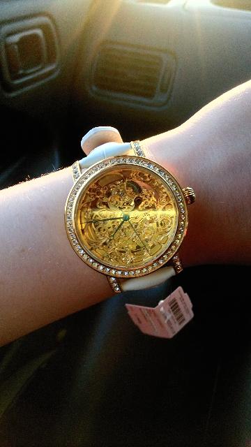 Спасибо,самые клёвые часы которые у меня были
