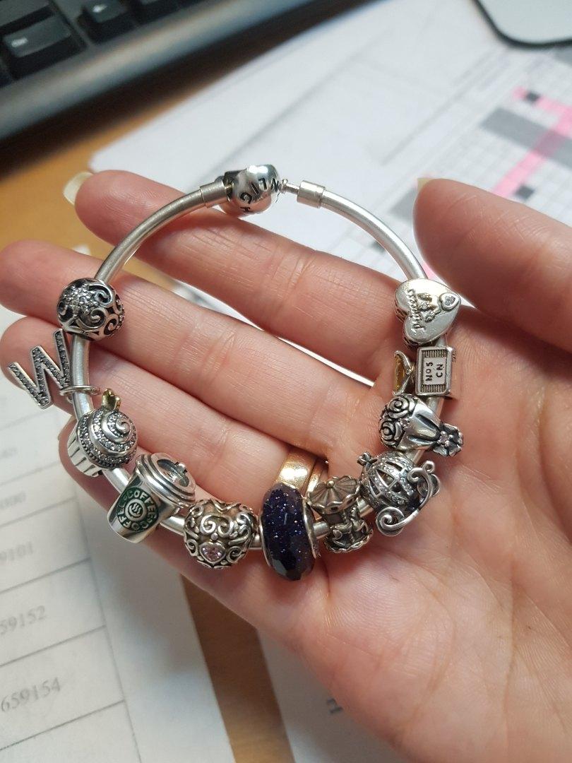 Шармы для наборных браслетов