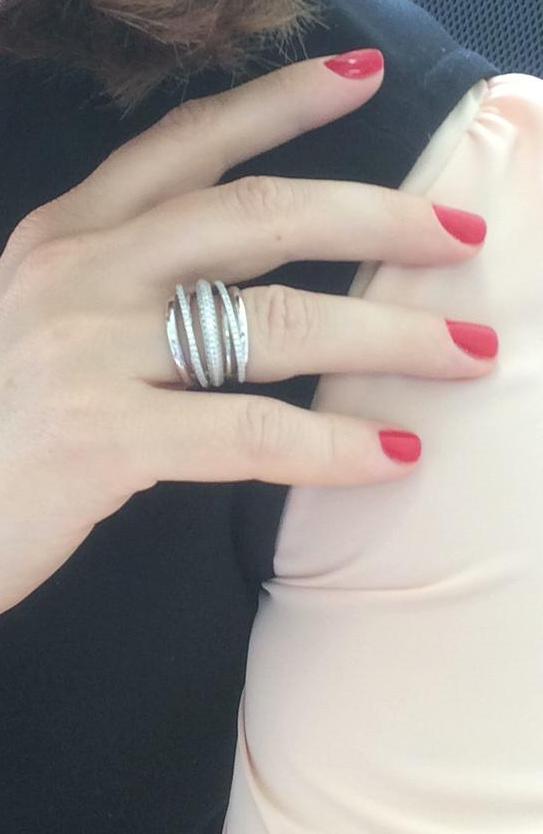 Красивое кольцо за доступные деньги