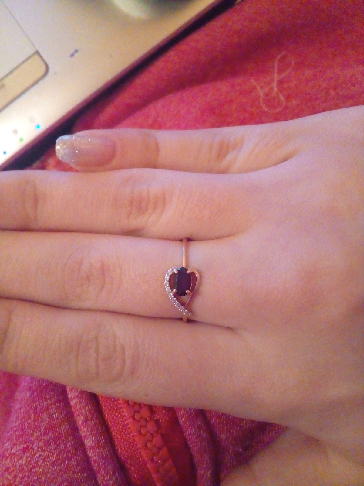 Безупречное кольцо!