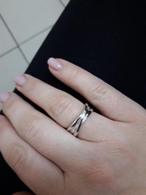 Кольцо бескаменка