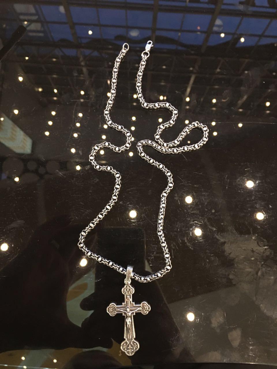 Крест из под прилавка)))