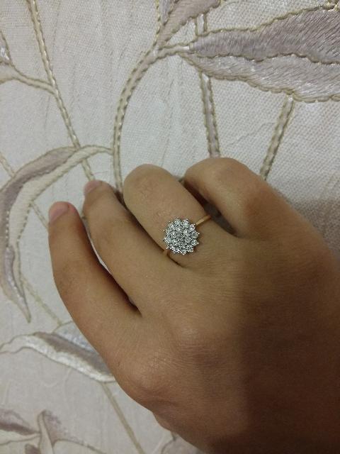 Брилиантовое кольцо