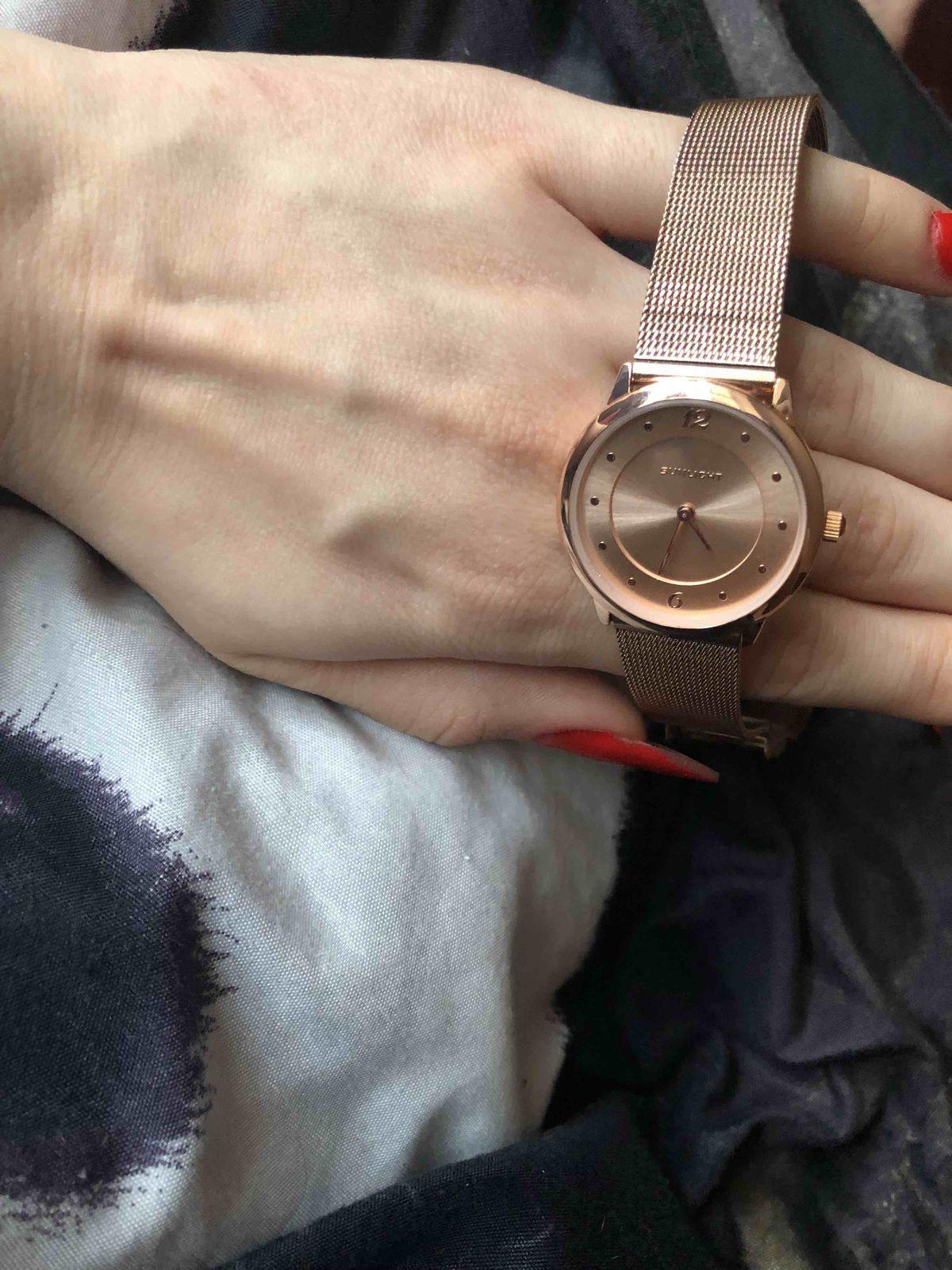 Очень стильные часы!