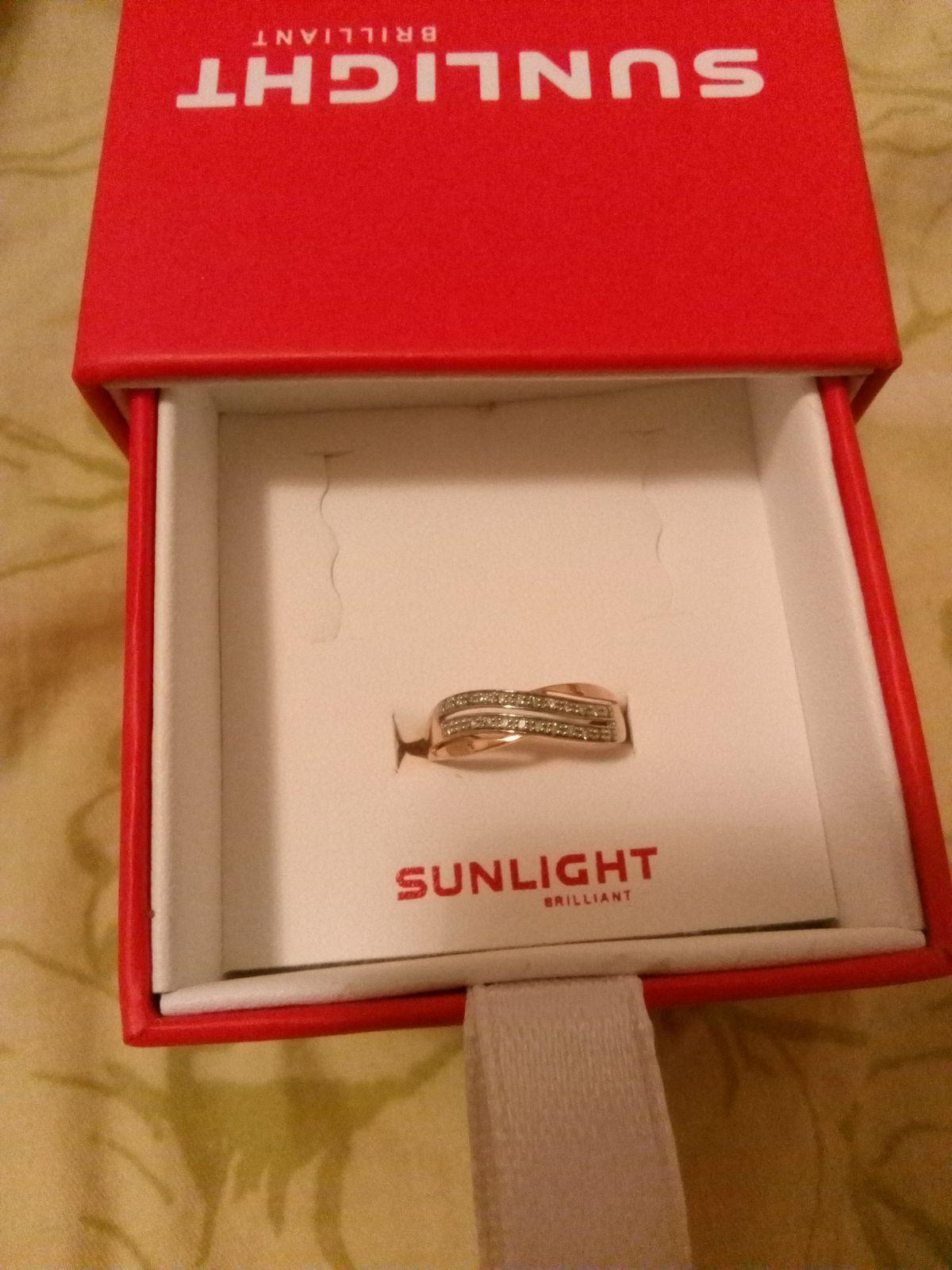 Заказала кольцо в мега Химки. кольцо привезли за две недели.