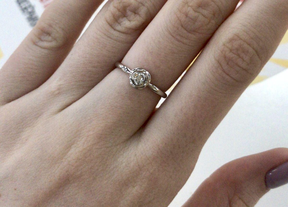 Безумно красивое кольцо!!!