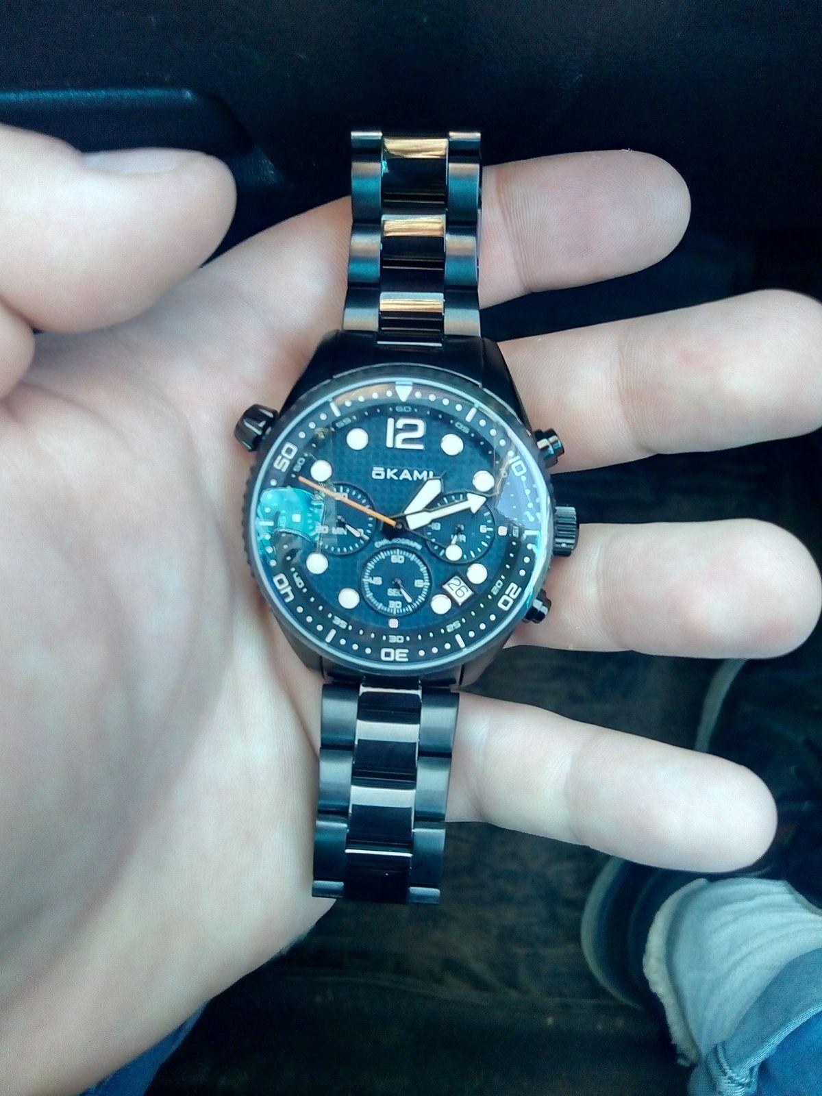Прикольные часы, на мой взгляд, фирма хорошая
