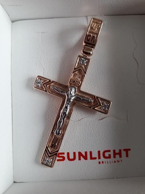 Шикарный крест !