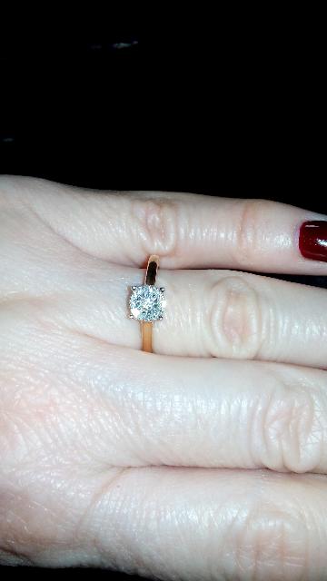 Очень красивое кольцо на все случаи жизни и для любой возрастной категории.