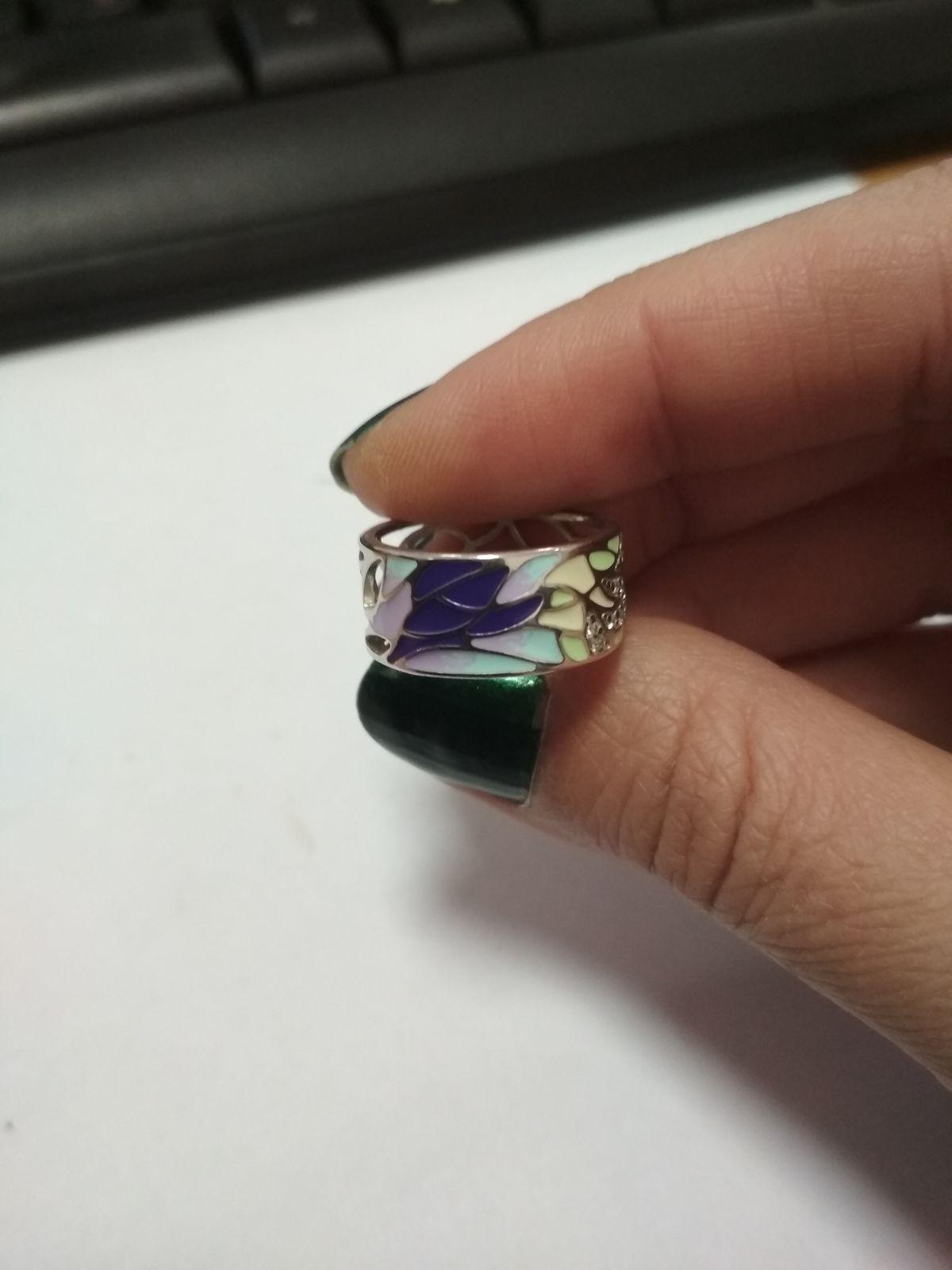 Великолепное весеннее кольцо