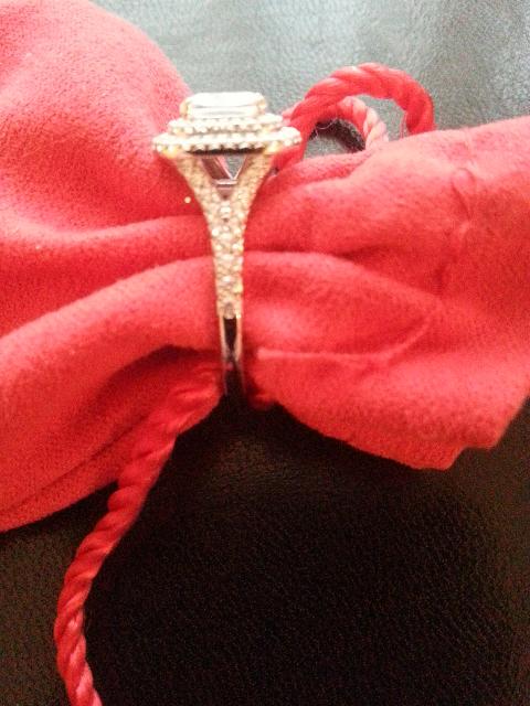 Кольцо для Девушки с большой буквы