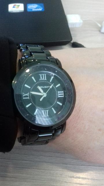 Давно хотела часы-сделала себе подарок)