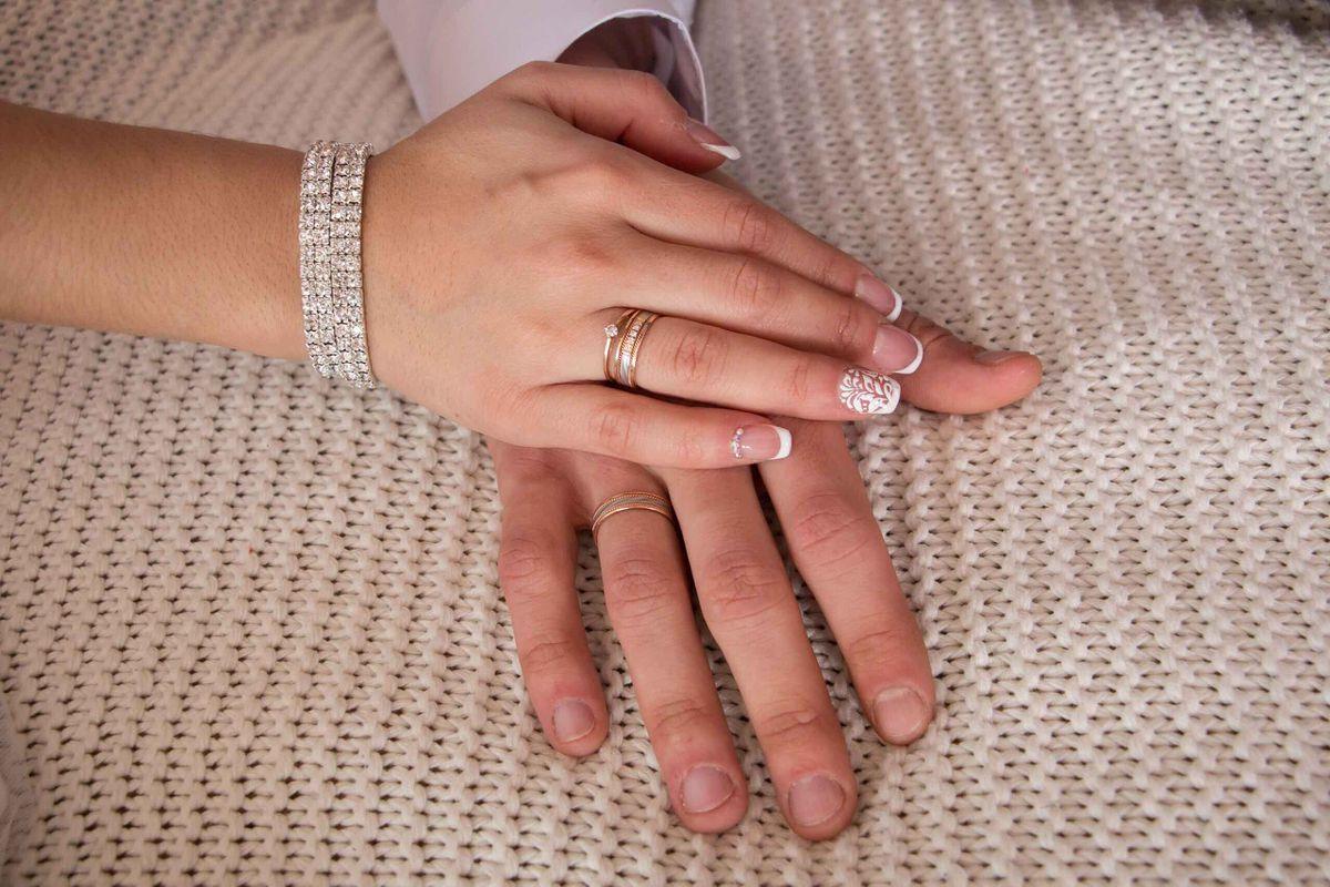 Супер красивые кольца