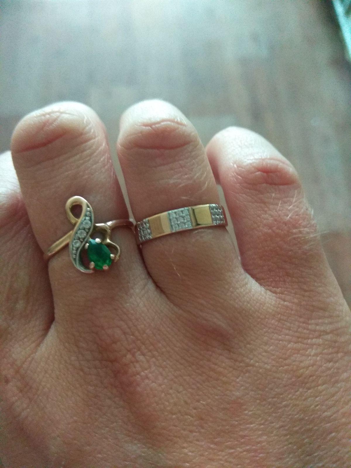Кольцо на годовщину свадьбы