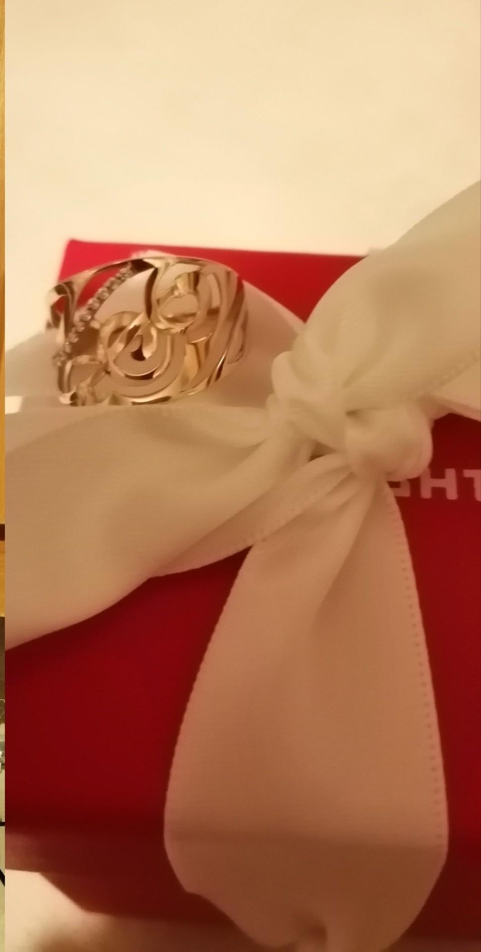 Подарочек от мужа