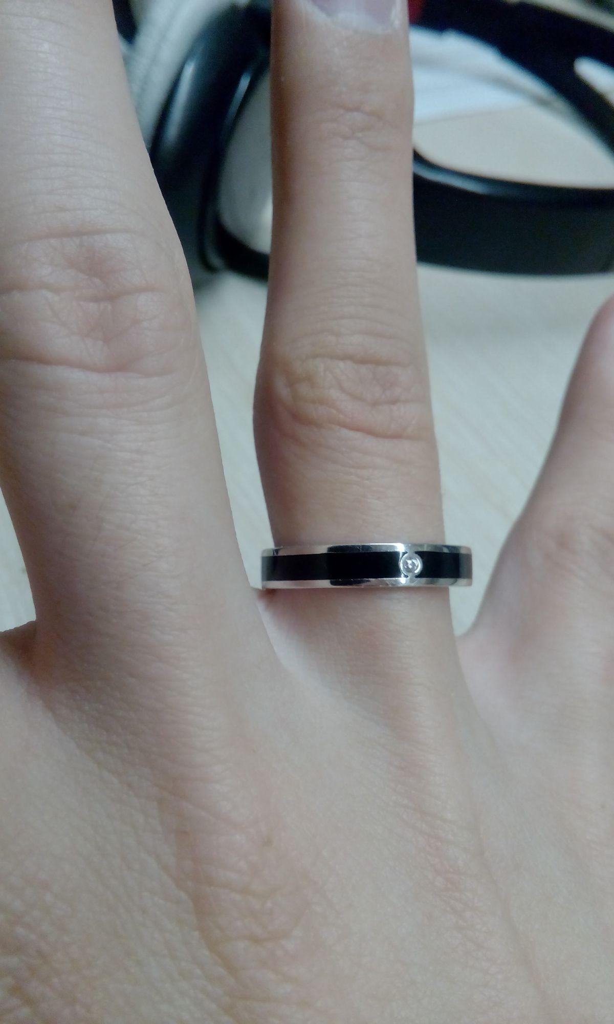Красивое и очень удобное кольцо!
