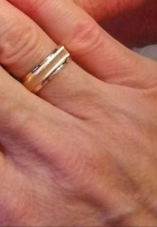 Супер! Кольцо увидела в онлайн приложении,пошла и купила в магазине.
