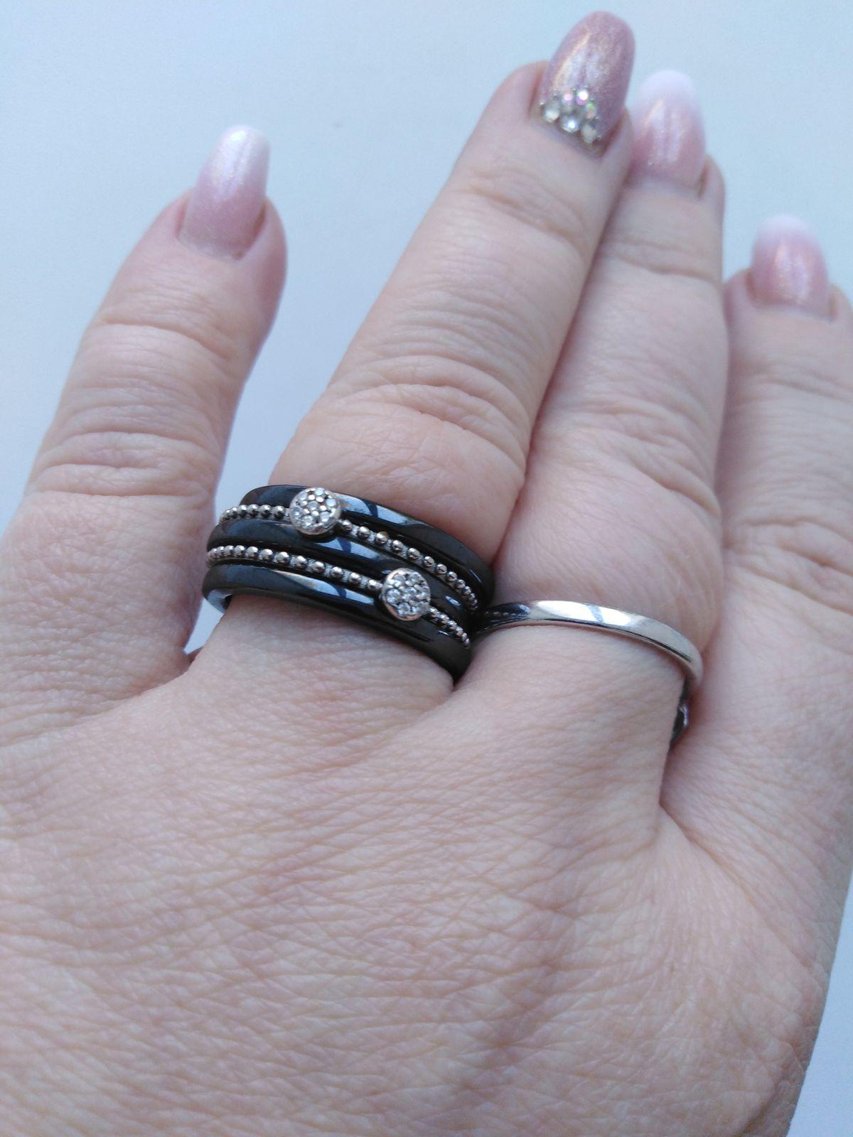Кераиическое кольцо 5 в 1