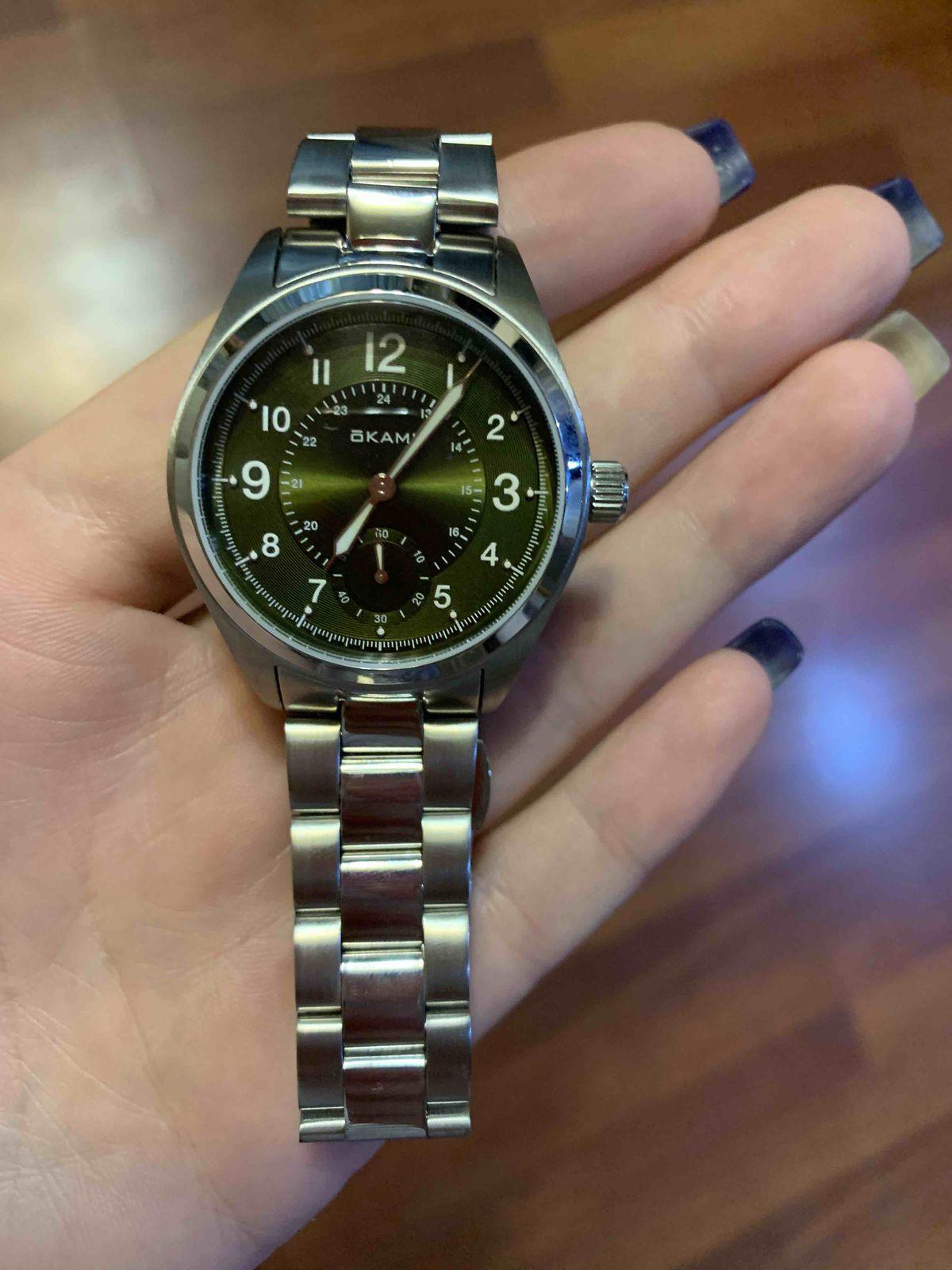 Красивые, стильные часы