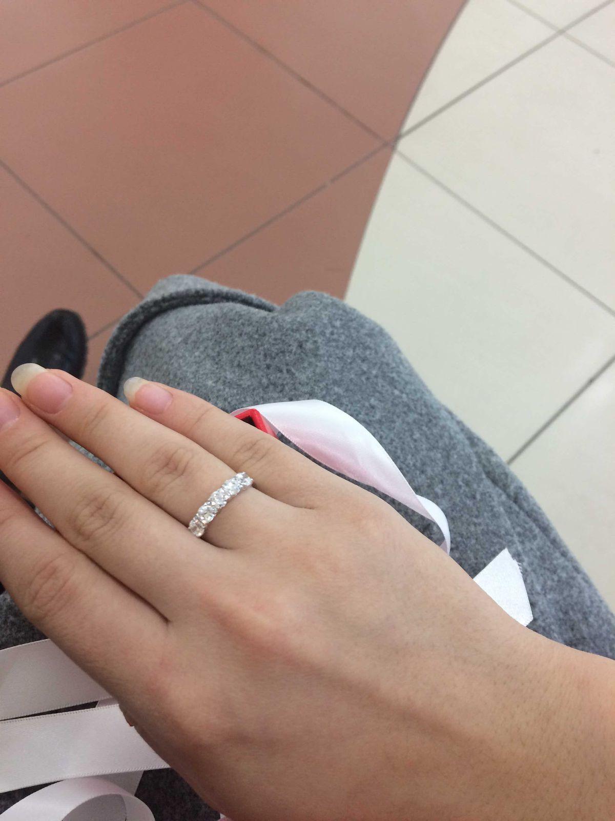 Серебряное кольцо)