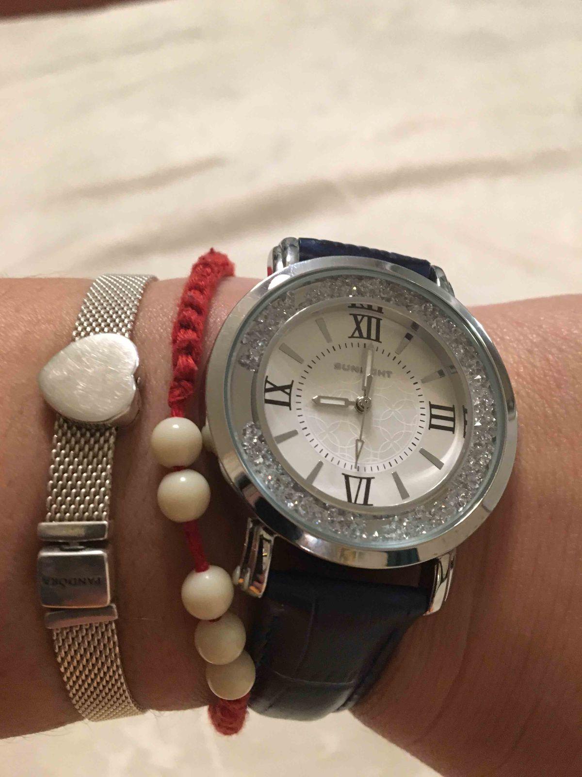 Часы покупала в подарок, но оставила себе