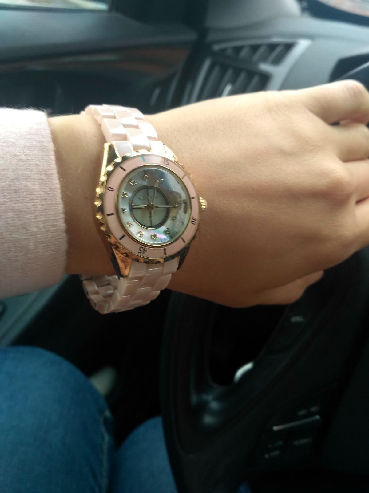 Керамические часы