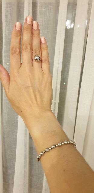 Яркий и заметный браслет