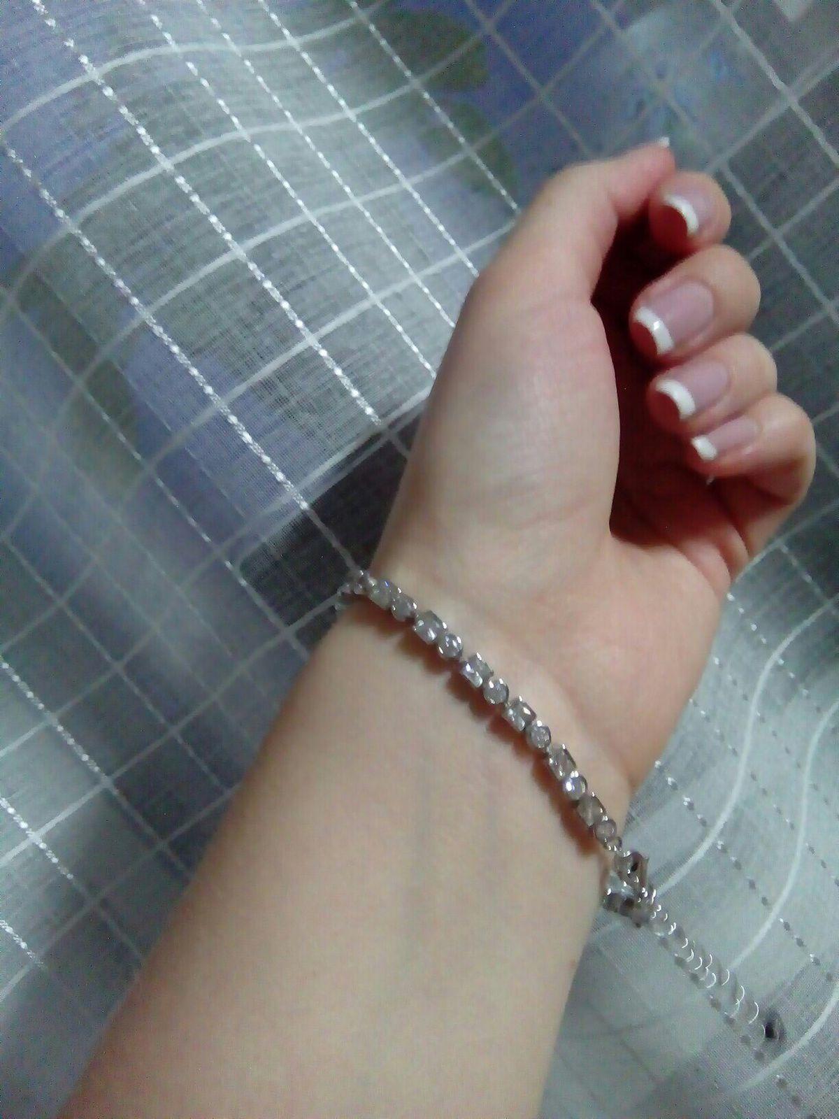 Хороший браслет) моя девушка очень была рада 😉