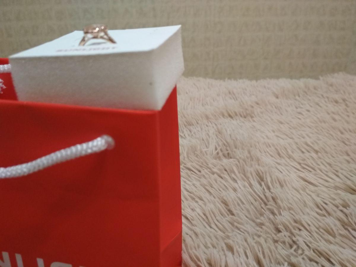 Кольцо для дочки.