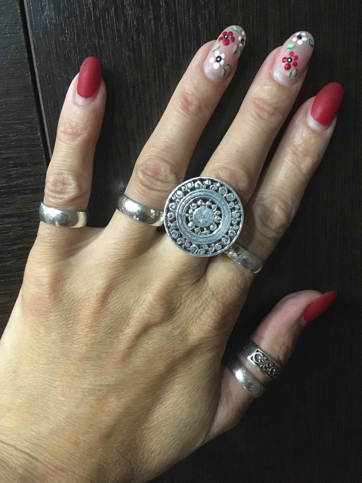 Умопомрочительное кольцо