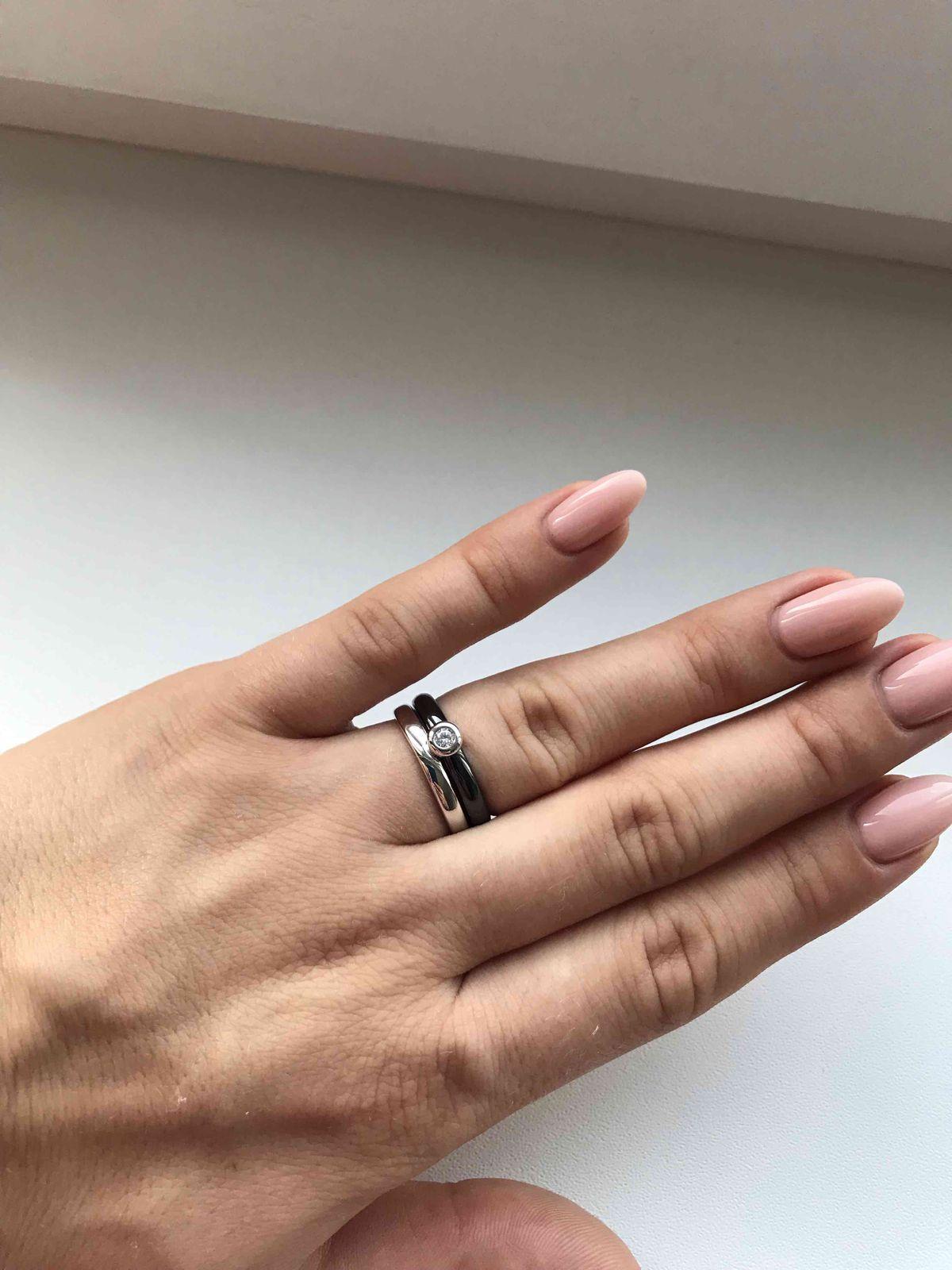 Кольцо для ежедневного образа