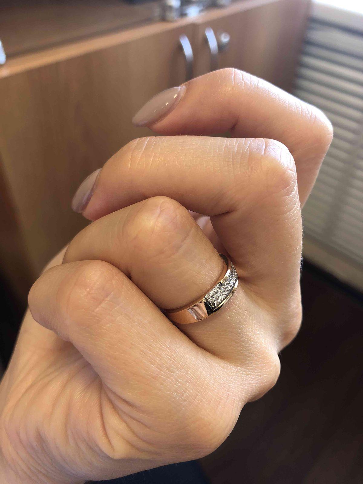 Красиво кольцо