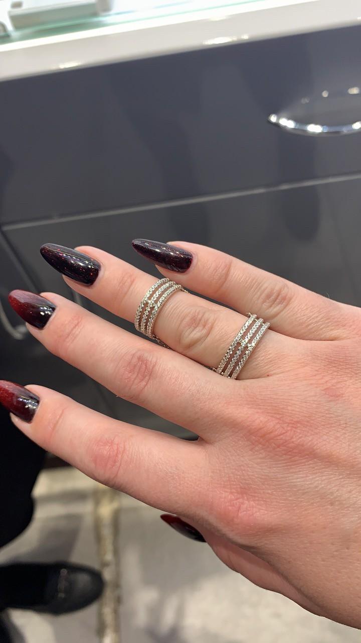 Двойное кольцо)))