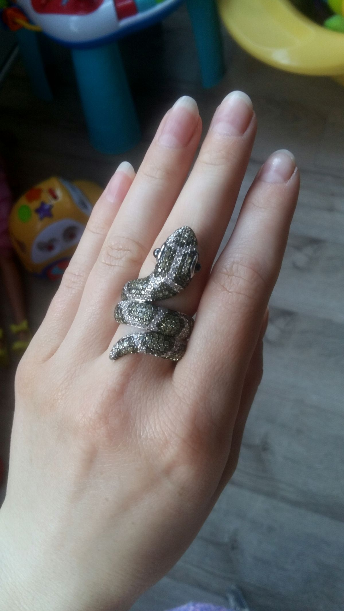 Волшебный змей))