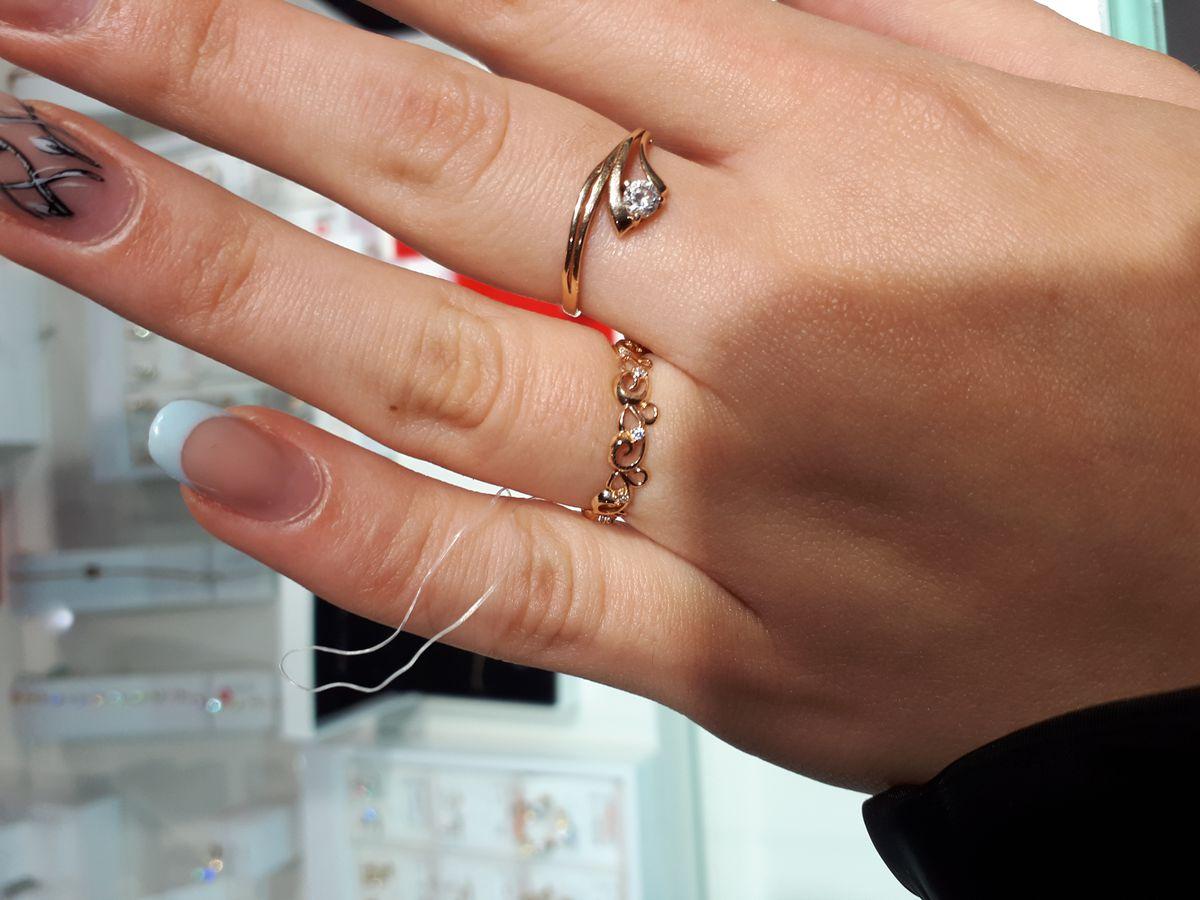 Великолепное кольцо из классного магазина. Всем рекомендую!!!