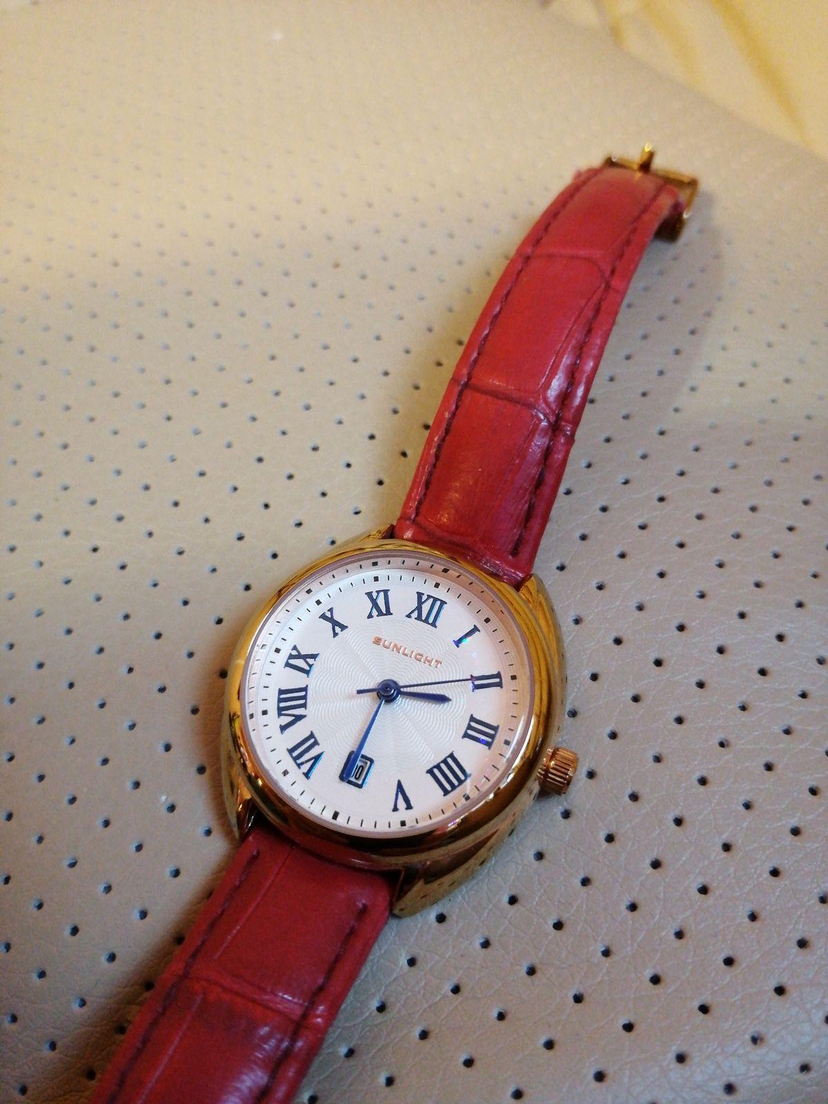 Часы римские.
