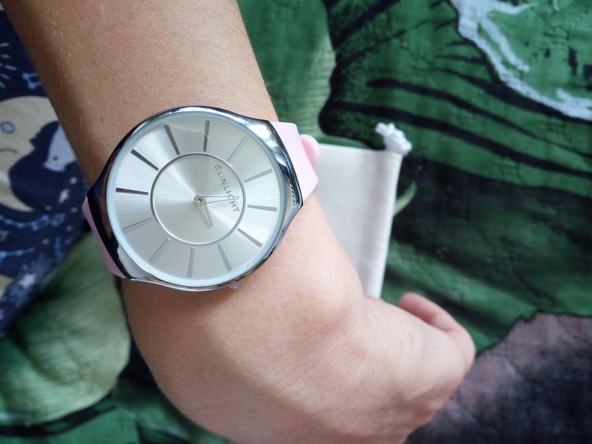Наручные часы для нежного образа
