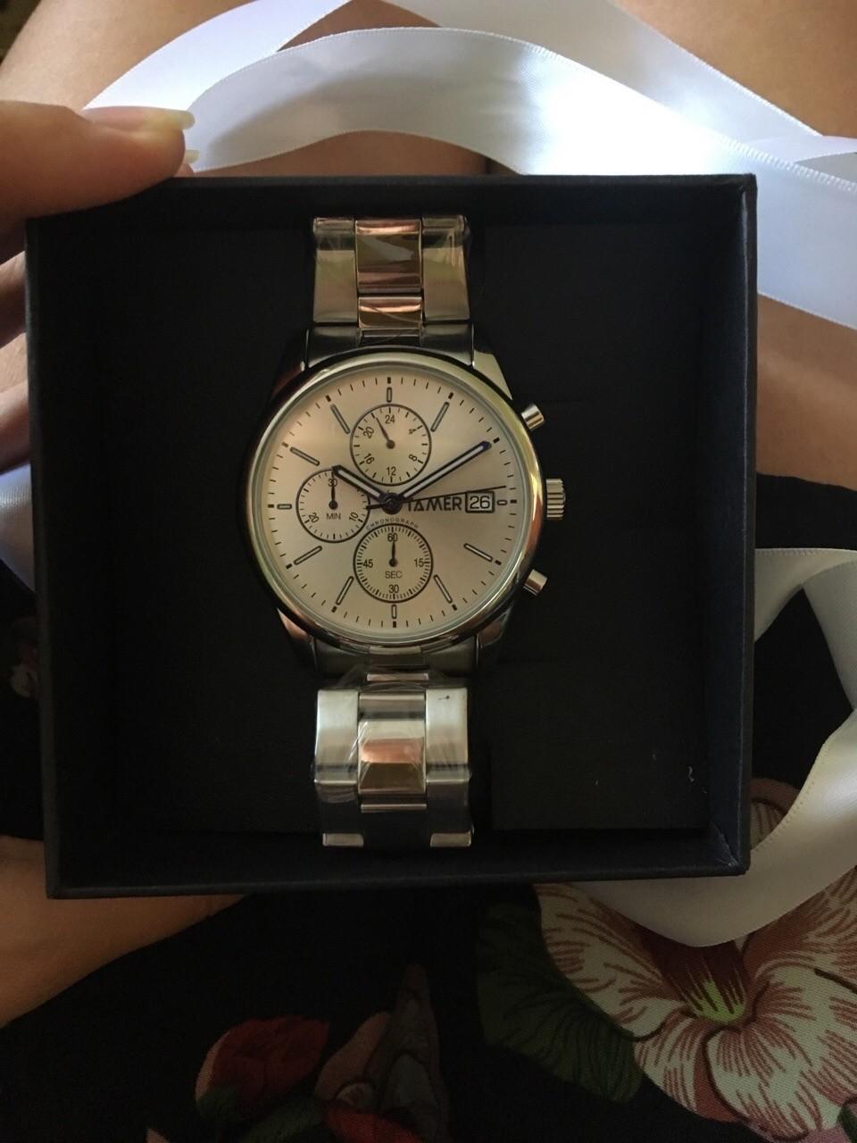 Красивые, стильные часы, мужские