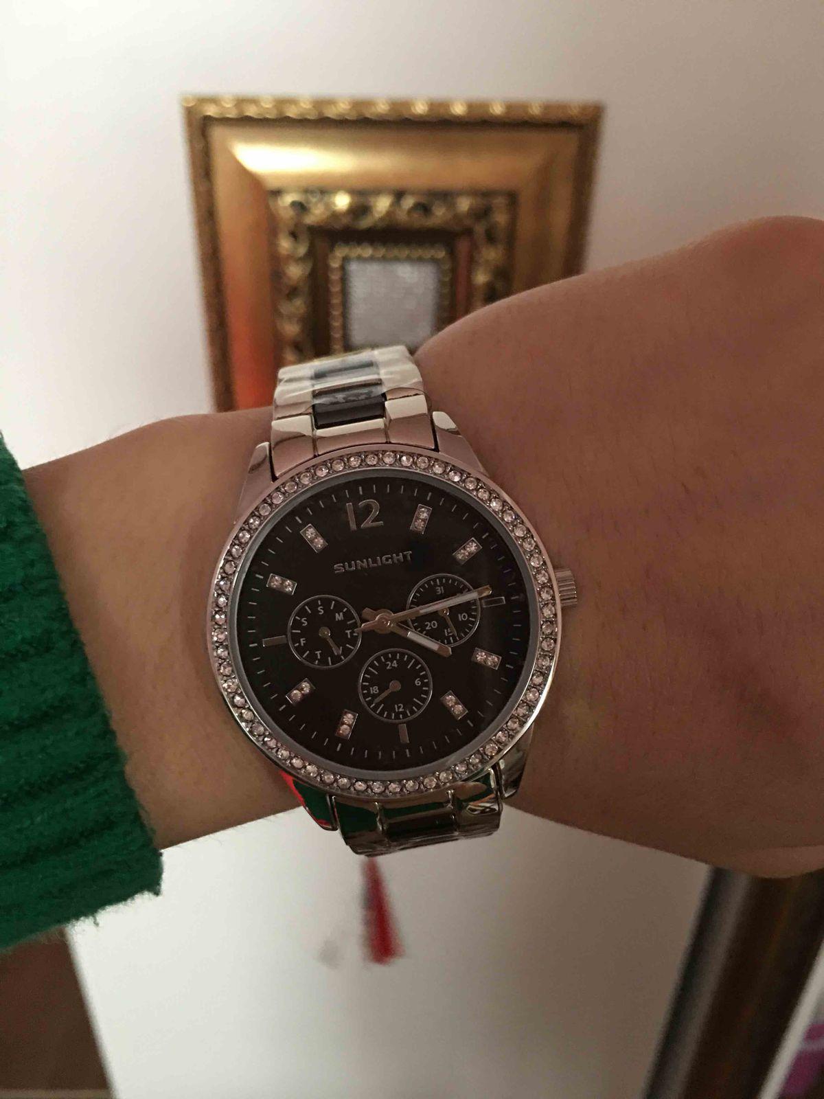 Часы от SL